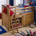 Lea Furniture Austin Low Loft Bed